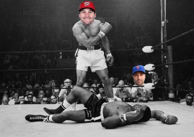 Murph vs. Frazier