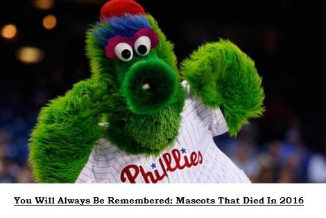 mascot-death